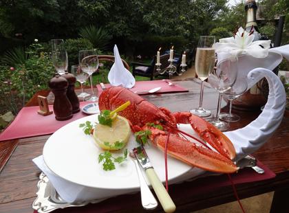 La Sablonnerie - Dining