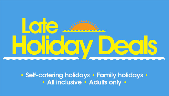 Late holiday deals valencia