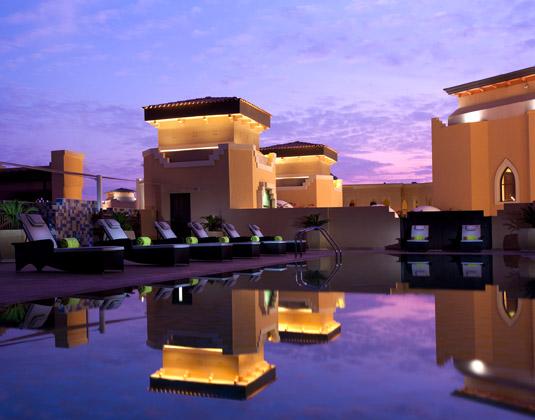 Traders Hotel Qaryat al Beri - Swimming Pool
