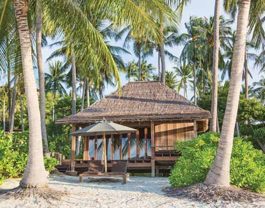 Haad Tien Beach Resort - Beach  Villa Exterior