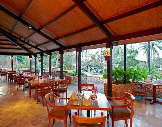 Sheraton Senggigi - Kebun Anggrek Restaurant