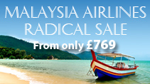 Malaysia Airlines Sale