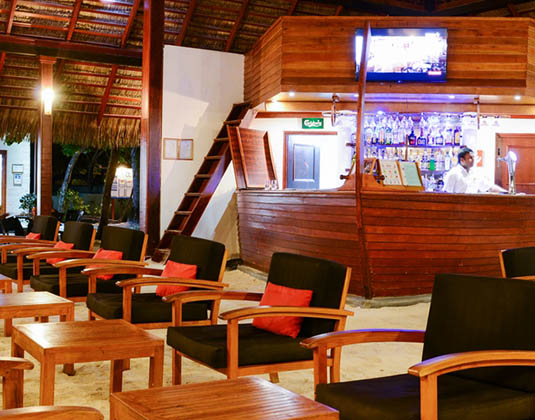 Adaaran Club Rannalhi - Nika Lounge Bar