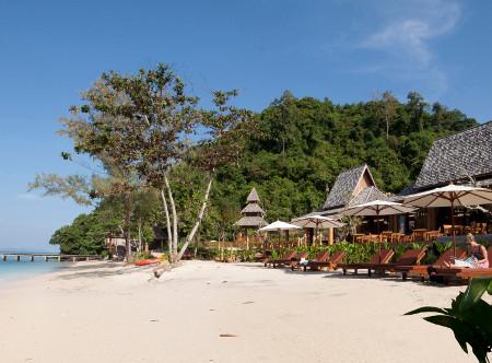 Santhiya Koh Yao Yai Resort & Spa - Beach