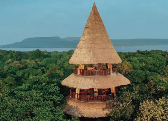 Menjangan Resort - 3nt part-escorted tour excursion