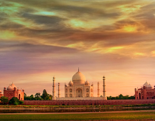 Legendary Agra Holidays
