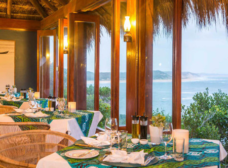 Machangulo Beach Lodge -Restaurant