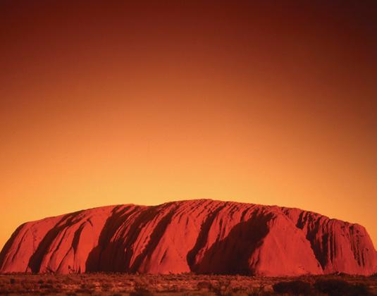 Uluru,_orange_sky_main_Highlights_of_Australia_and_New_Zealand.jpg