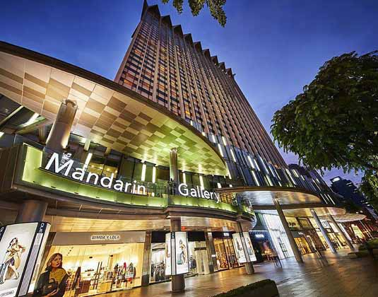 Mandarin Orchard - Exterior