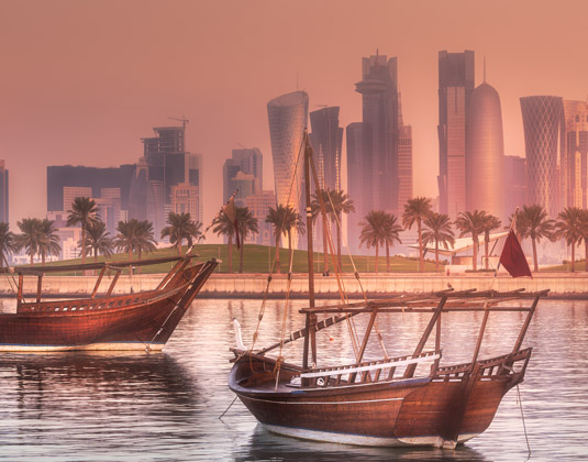 Doha, Ubud & Bali Beach Holidays