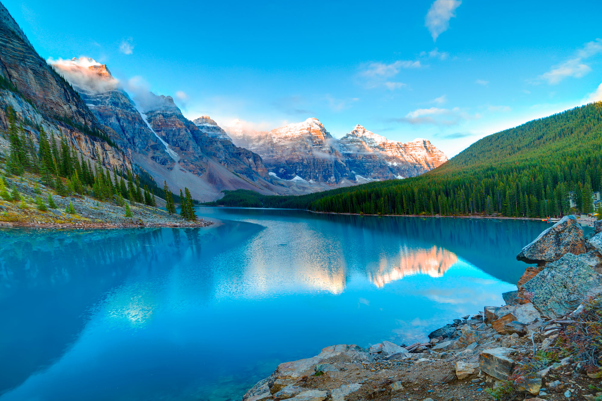Passage through the Rockies Escorted Coach Tour Holidays
