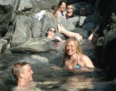 Tofino Hot Springs Explorer excursion