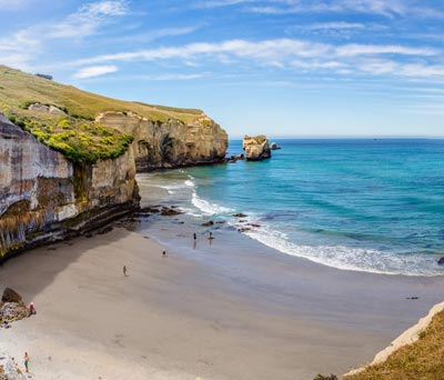 Dunedin, Invercargill & Stewart Island