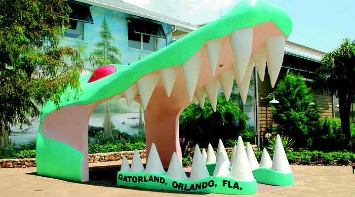 Gatorland & Airboat Safari excursion