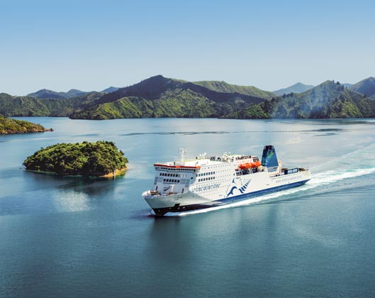 Interislander Ferry excursion