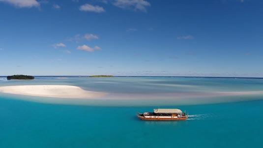 Aitutaki Day Tour (inc lunch) excursion