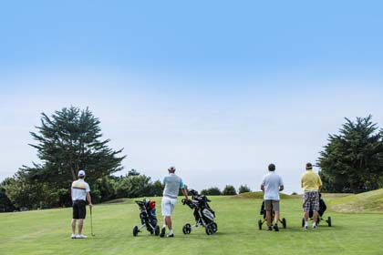 Les Ormes Lodges Golf