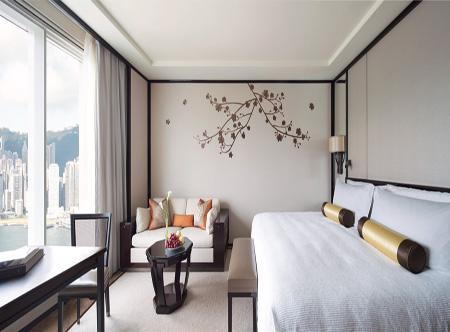 The Peninsula Hong Kong - Deluxe room