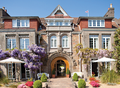 Longueville Manor Holidays