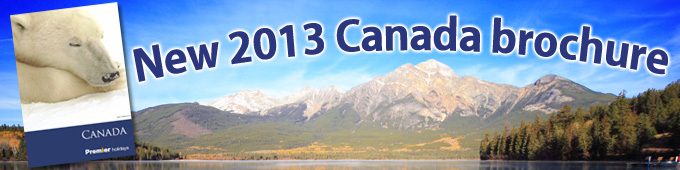 Canada 2013 brochure out now!