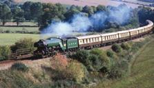 Premier Travel Rail holidays