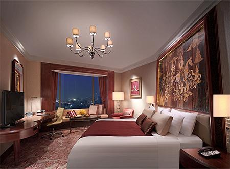 Shangri-La Bangkok - Horizon Club Room