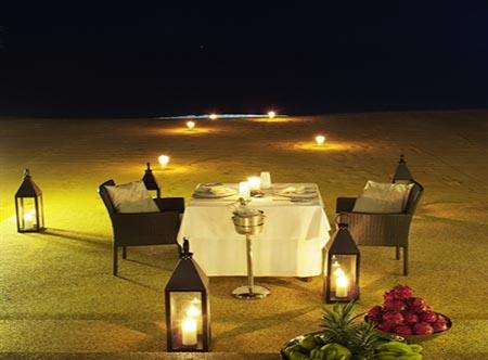 Tanjong Jara Resort - Beach Dining
