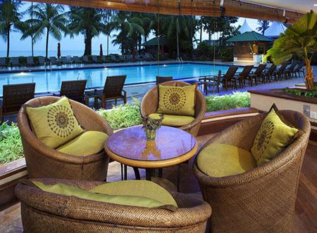 Holiday Inn Resort Penang - Lobby Lounge