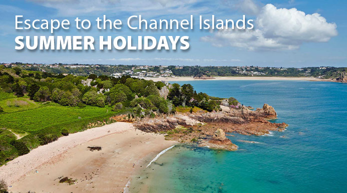 Escape to the Channel Islands