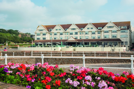5* Jersey, Grand Jersey Hotel Holidays