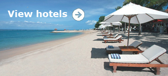 Browse hotels in Sanur
