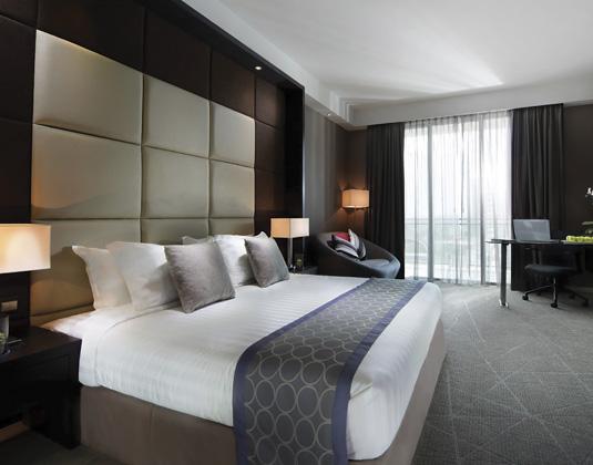 Swiss-Garden Malacca - Deluxe Room