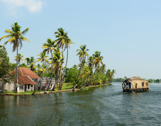 Backwaters Houseboat Cruise Holidays