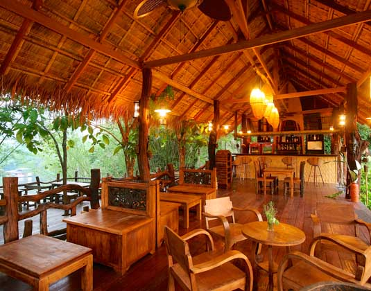 Hintok River Camp - Restaurant