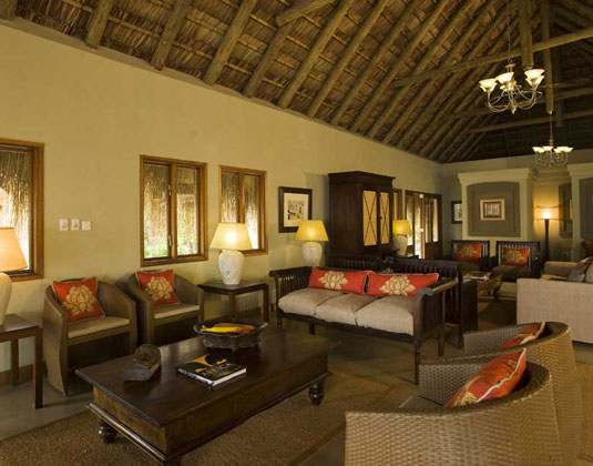 Dugong Beach Lodge - Lounge