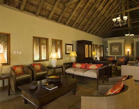 Dugong Beach Lodge - Lounge