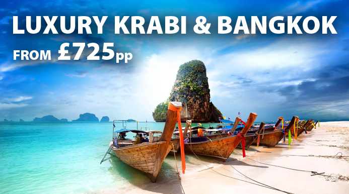 Luxury Krabi & Bangkok