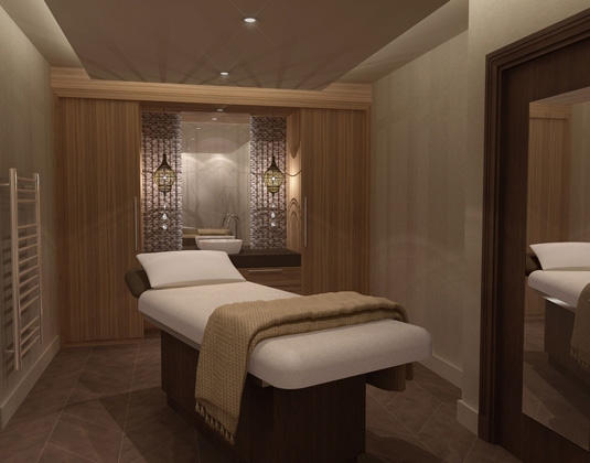 St Pierre Park - Treatment Room