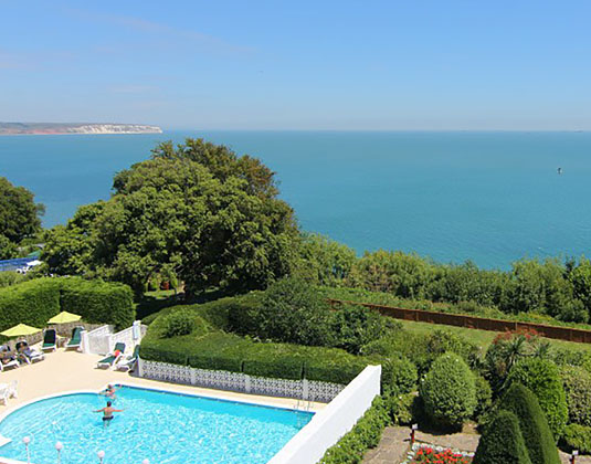 Luccombe Hall  Holidays