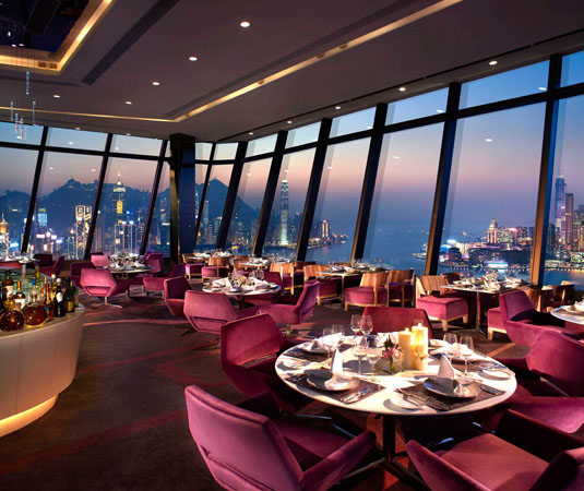 Harbour Grand Hong Kong - Le 188 Restaurant & Lounge