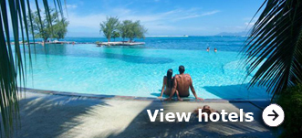 Browse hotels in Tahiti
