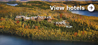 Browse hotels in Quebec Province