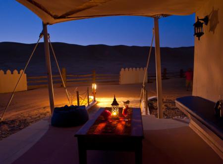 Desert Nights Camp - Deluxe Tented Suite