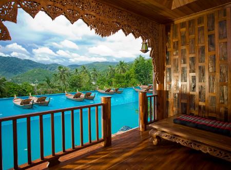 Santhiya Koh Phangan - Supreme Deluxe Pool Access