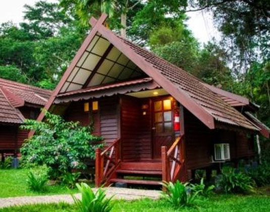 Mutiara Eco Park Resort - Chalet