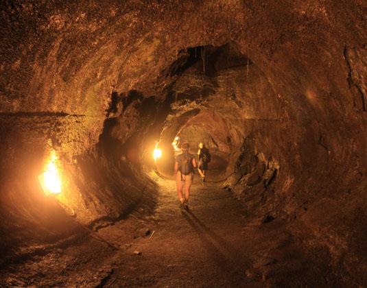 Thurston Lava Tube, Nahuku Lava Tube
