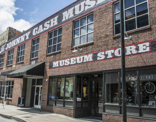 Nashville Music Pass, Johnny Cash Museum