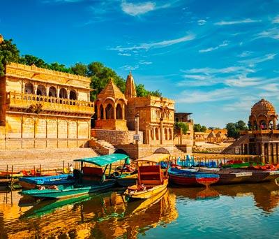 Rajasthan, Varanasi & the North
