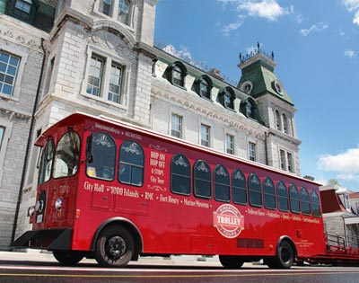 Thousand Islands Cruise & Trolley Tour excursion