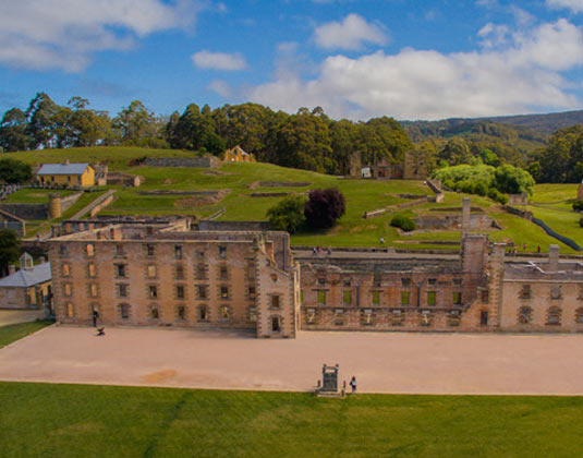 Port Arthur excursion